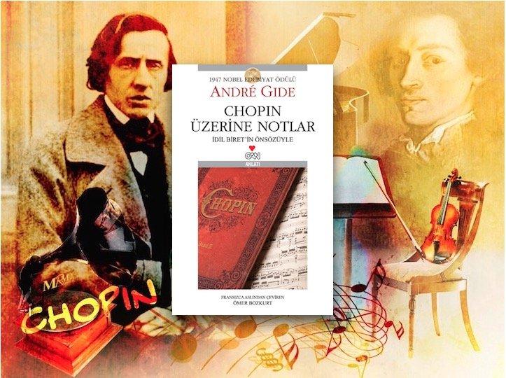 Chopin Üzerine Notlar - Andre Gide