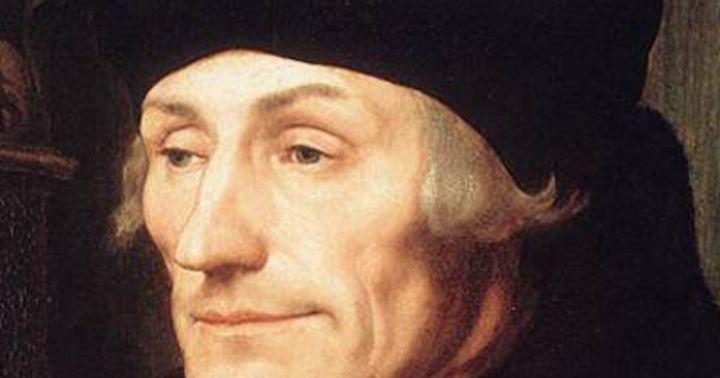 Desiderius Erasmus Roterodamus!