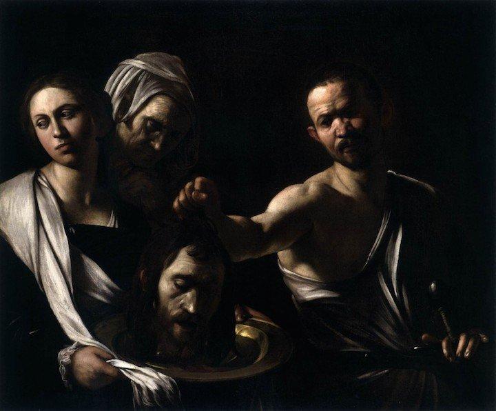 Salome Caravaggio