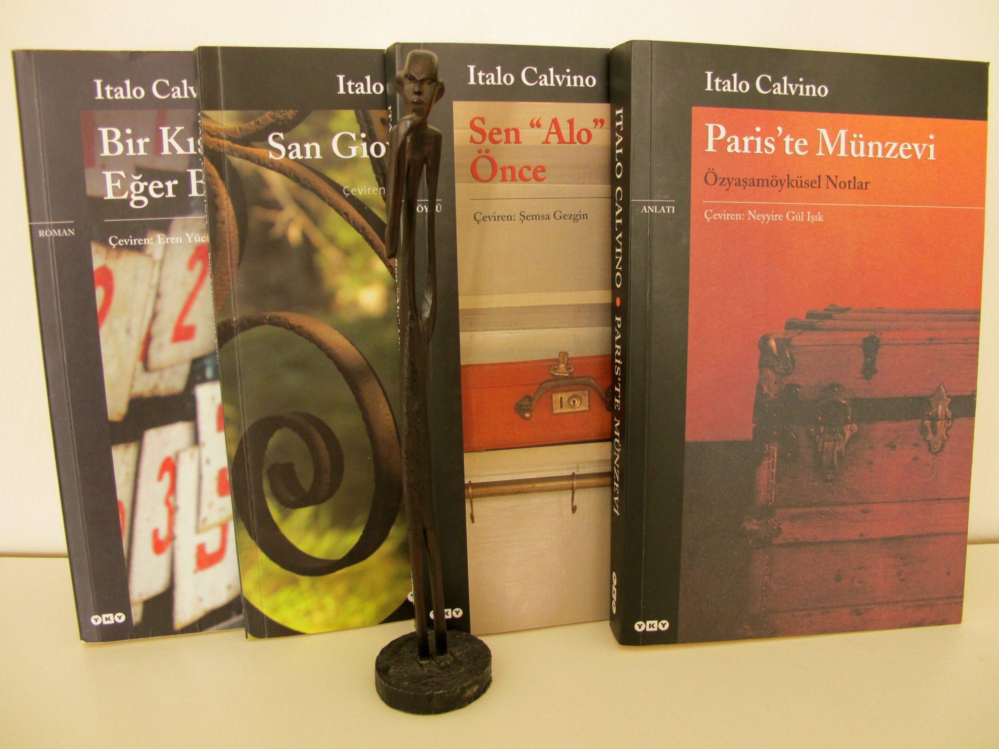 Italo Calvino - Bir Kış Gecesi Eğer Bir Yolcu