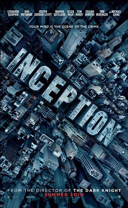 Inception - Başlangıç, Abartmasak Daha İyi Olacak