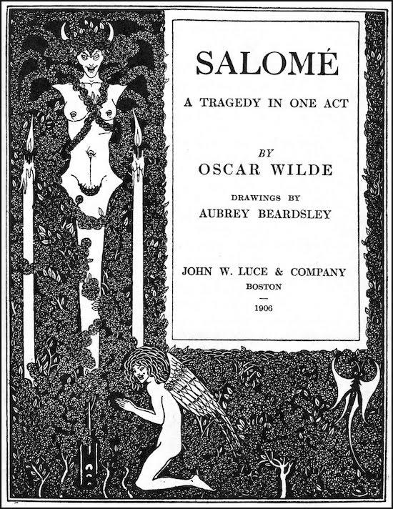 salome oscar wilde