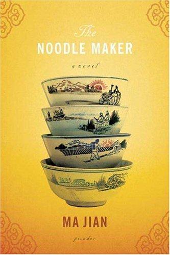 Ma Jian the noodle maker