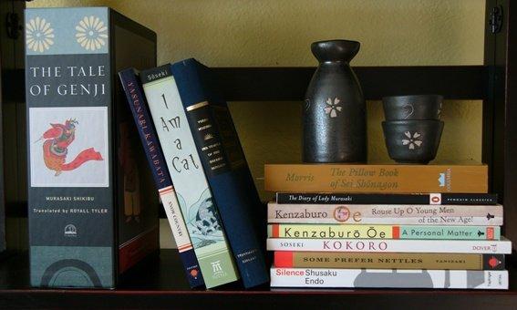 Japon Edebiyatı ve Çin Yemeği