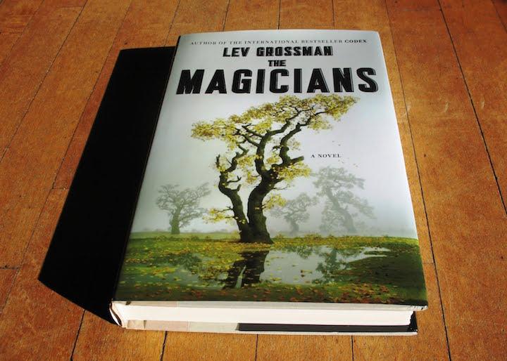 Lev Grossman - Büyücüler