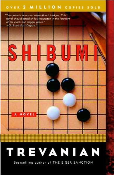 Shibumi - Trevanian ya da Rodney William Whitaker