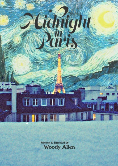 Midnight in Paris, Woody Allen. En sevdiğim film misin sen?!