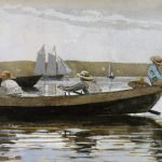 <!--:tr-->Winslow Homer, Boys in a Dory <!--:-->