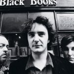 Black Books, sen harika bir dizisin!