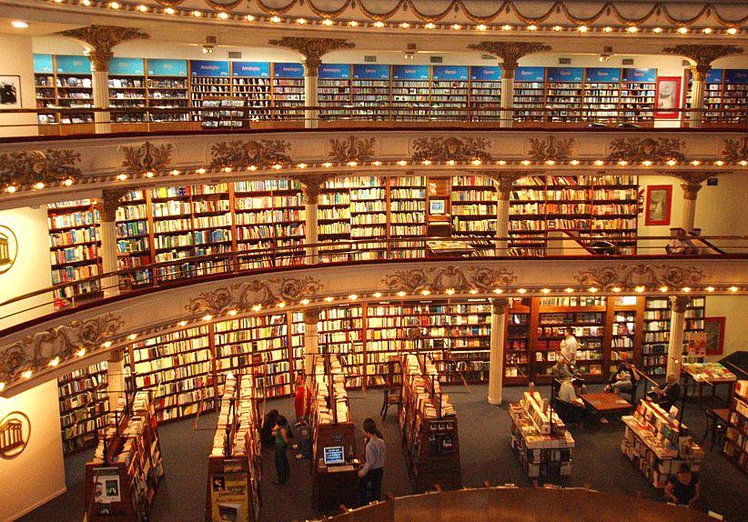 bookstore el ateneo 2