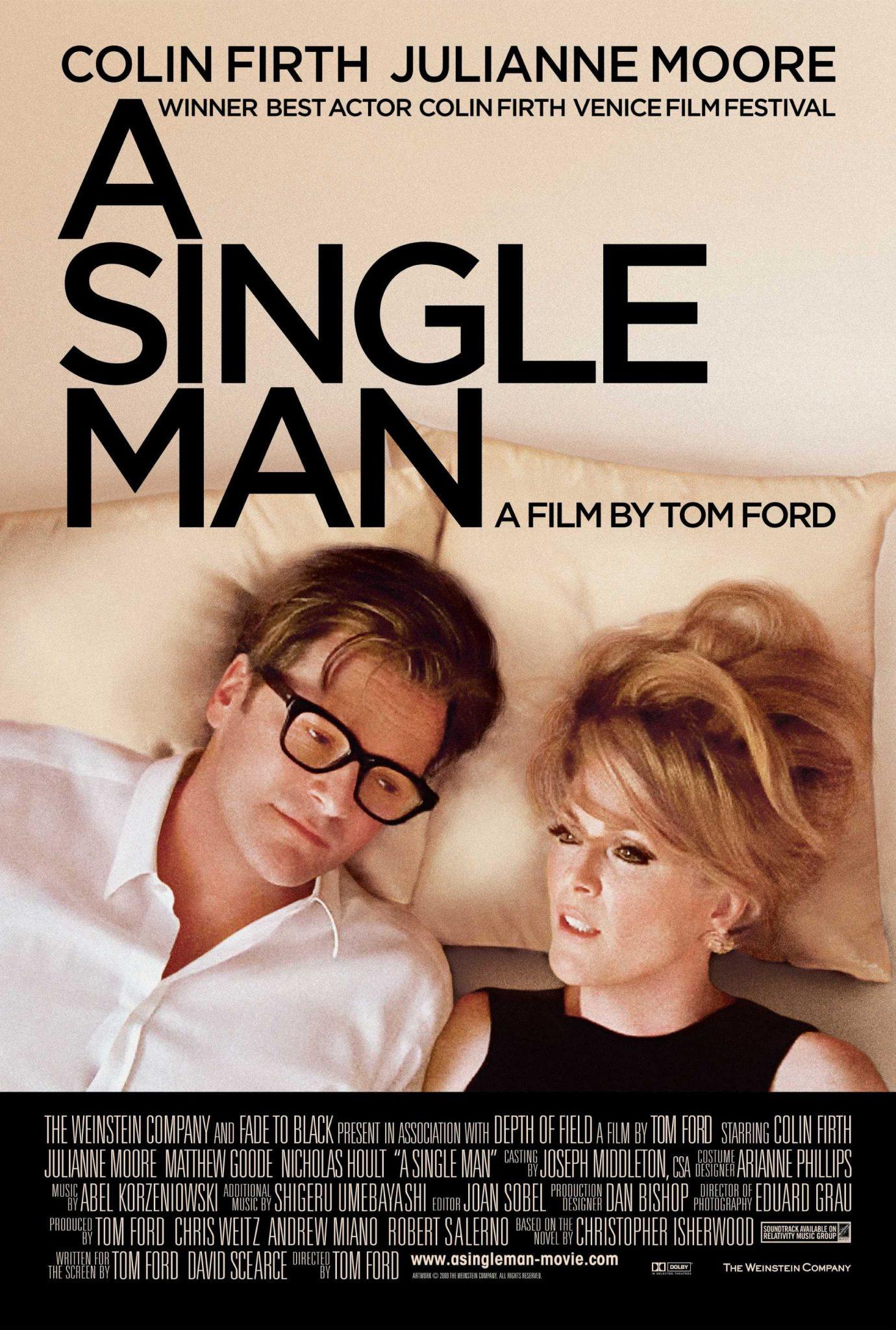 A Single Man - Tek Başına Bir Adam