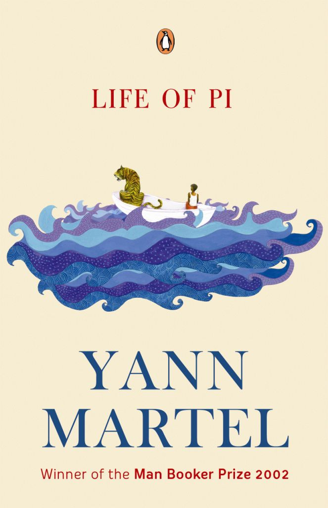 Yann Martel life of pi, pi'nin yaşamı