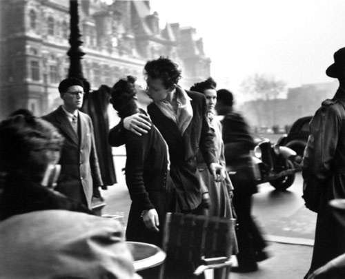 Robert Doisneau ve Paris!