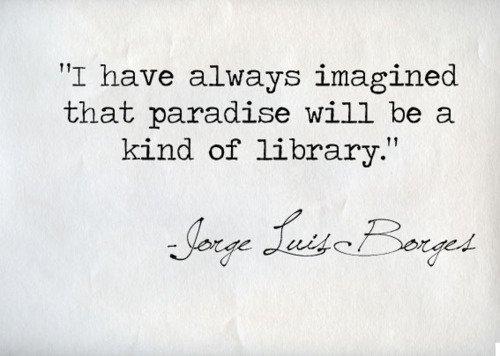 borges quote