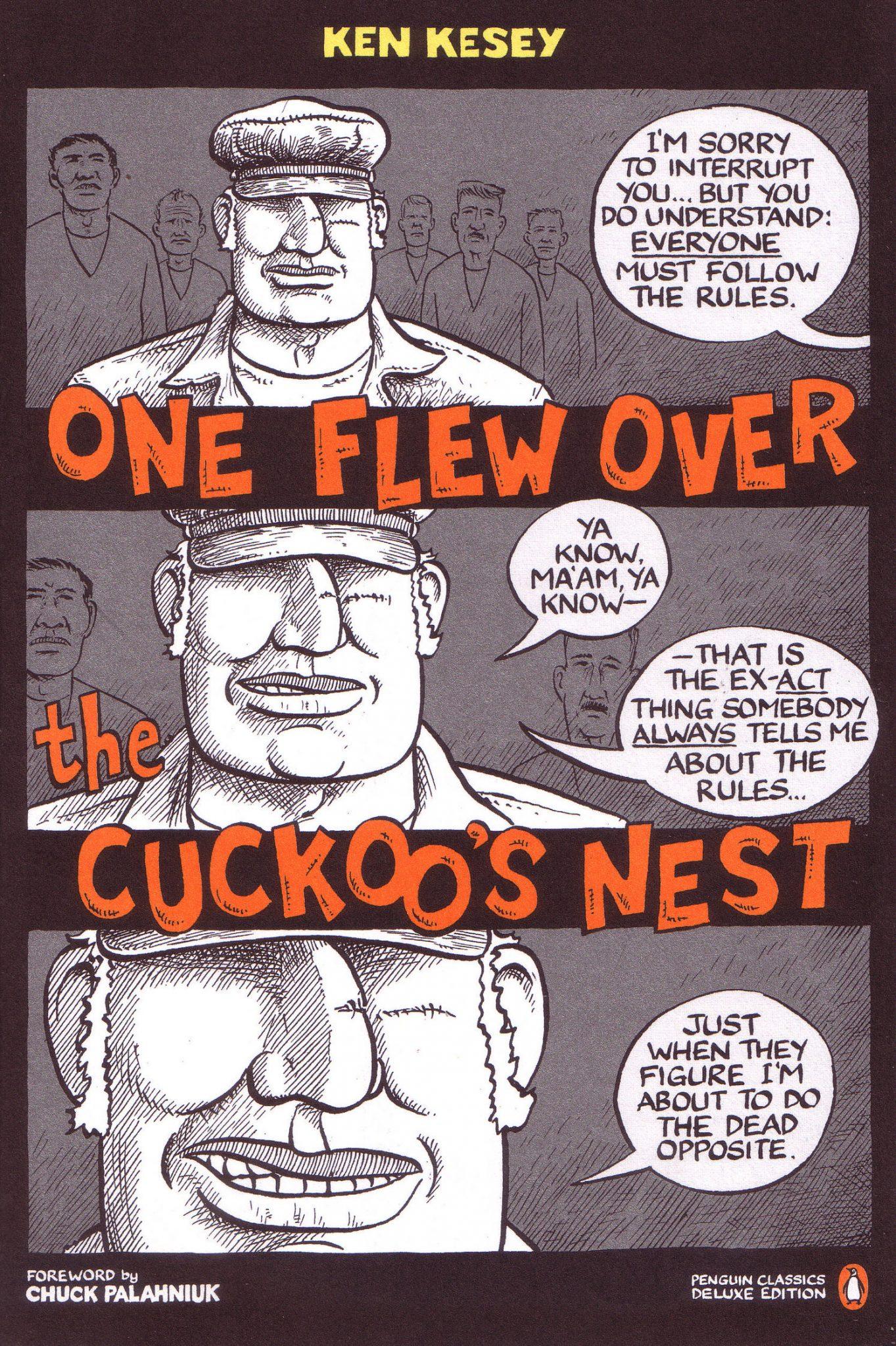 Ken Kesey – Guguk Kuşu (One Flew Over the Cuckoo's Nest)