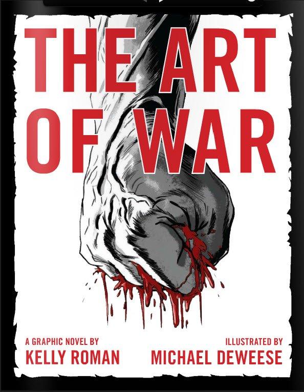 Sun Tzu - Savaş Sanatı'nın (The Art of War) Çizgi romanı geliyor!