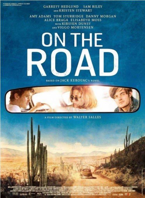 Jack Kerouac - Yolda'nın (On the Road) filmi geliyor!