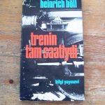 Heinrich Böll – Trenin Tam Saatiydi