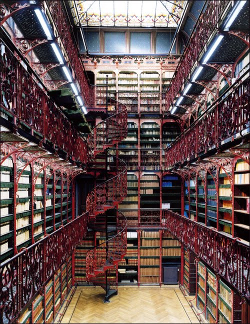 Avrupa'nın Şahane Kütüphaneleri – 2
