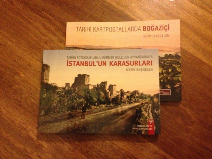 Nezih Başgelen, İstanbul Kitapları