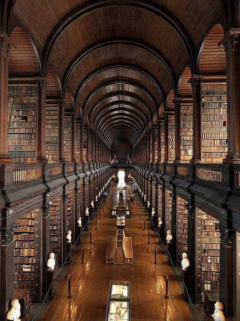 Avrupa'nın Şahane Kütüphaneleri - 1
