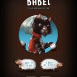 İnteraktif Çocuk Kitabı, Babel The King!