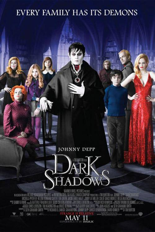 Dark Shadows - Karanlık Gölgeler