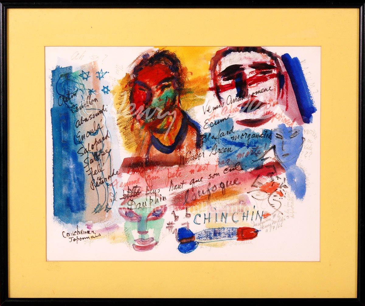 "Henry Miller ""Chin Chin"""