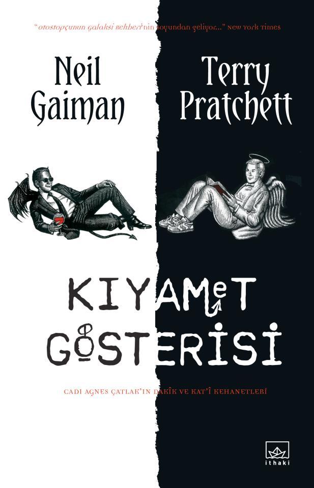 Terry Pratchett & Neil Gaiman - Kıyamet Gösterisi