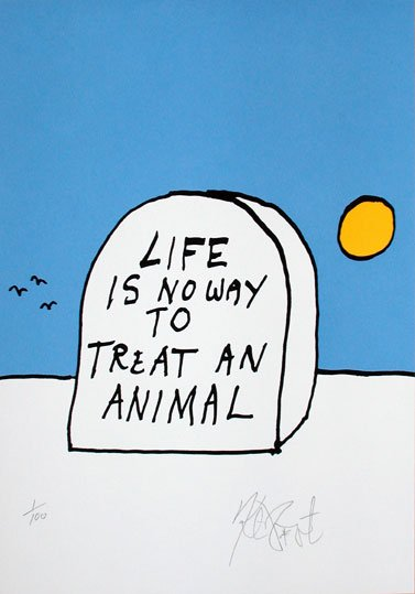 "Kurt Vonnegut ""Trout's Tomb"""