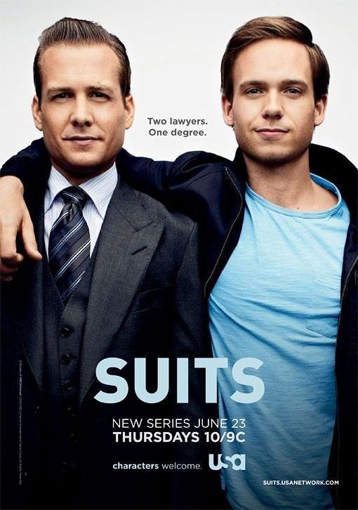 Avukatlara Dönüş, Suits!