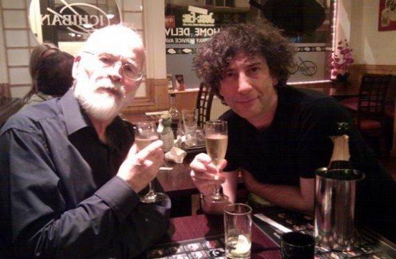 Terry Pratchett ve Neil Gaiman