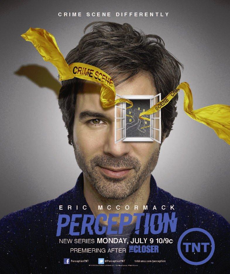 Perception - Süper karakterli dizi mi arıyordunuz?