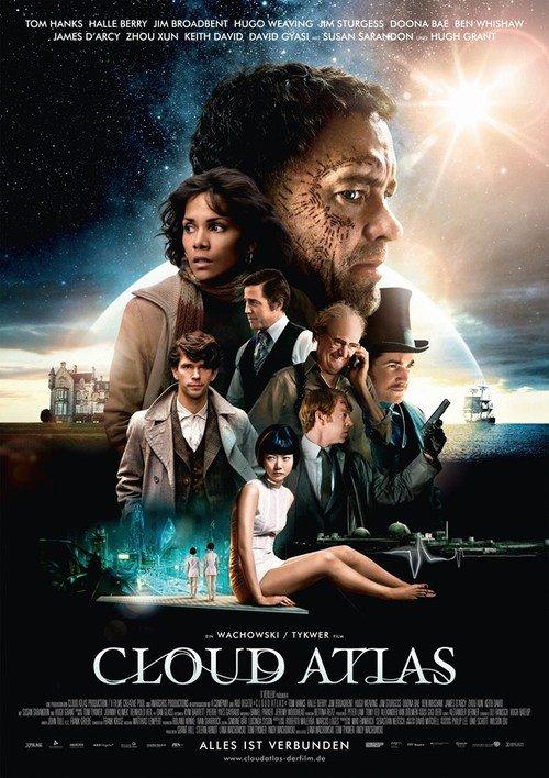 Cloud Atlas afiş