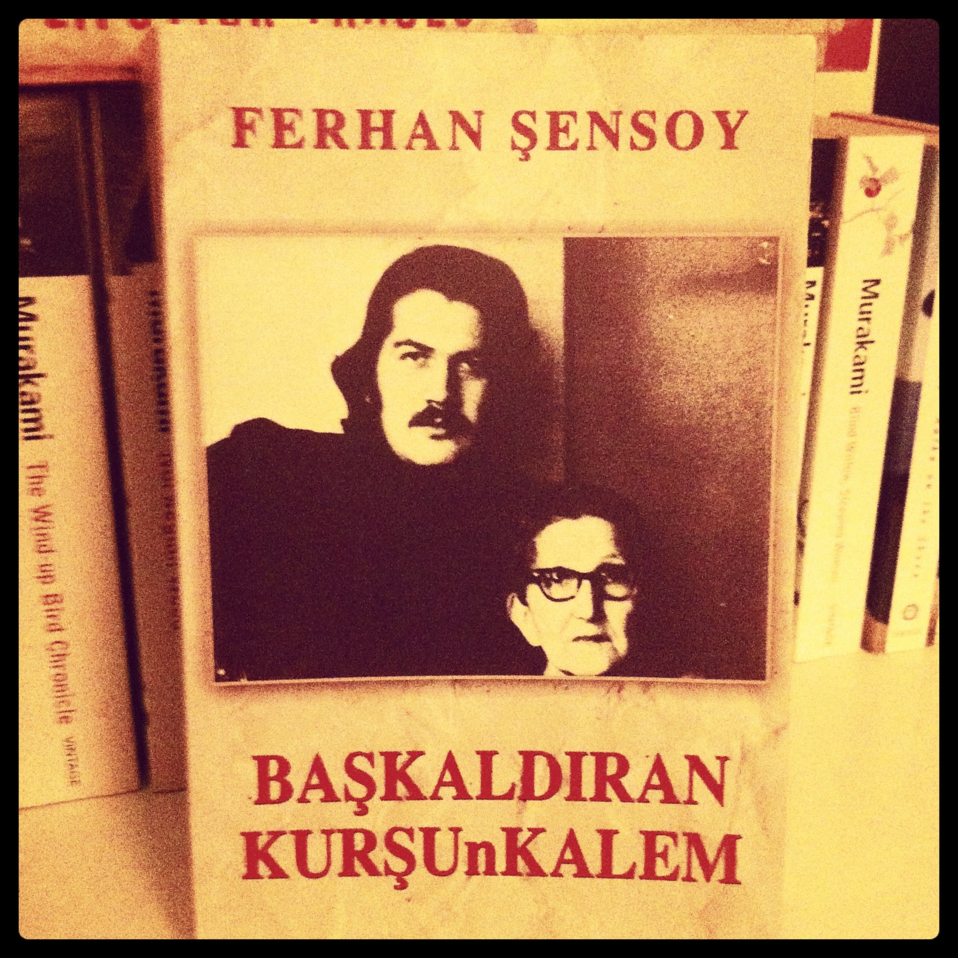 Ferhan Şensoy – Başkaldıran Kurşunkalem