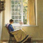Harold Knight ve Pencere Önü Kadınları