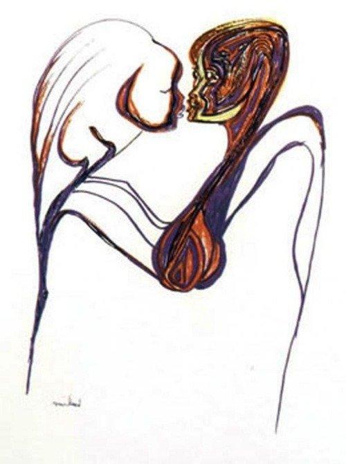 The Kiss - Miles Davis