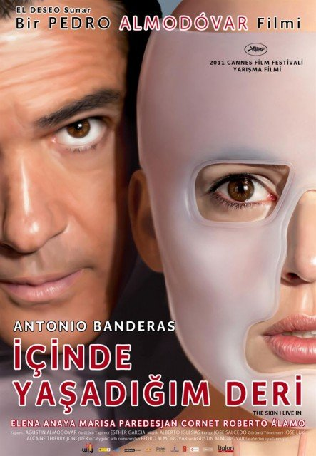 Almadovar – The Skin I Live In