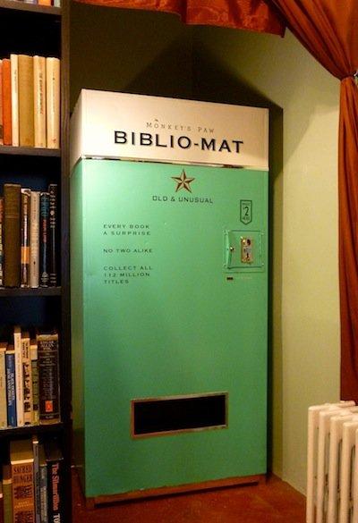 Biblio-Mat, Rasgele Kitap!