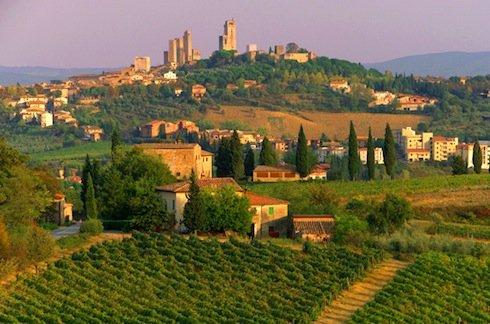 Tuscany - Toskana