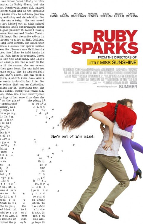 Ruby Sparks, Roman Karakteri Canlanınca!