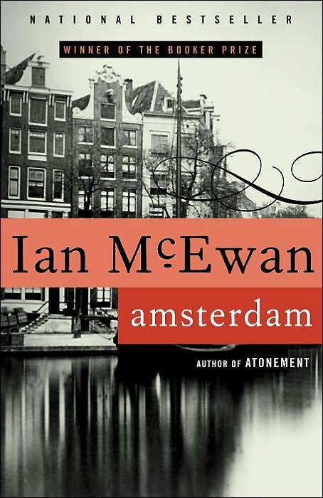 Ian McEwan - Amsterdam'da Düello