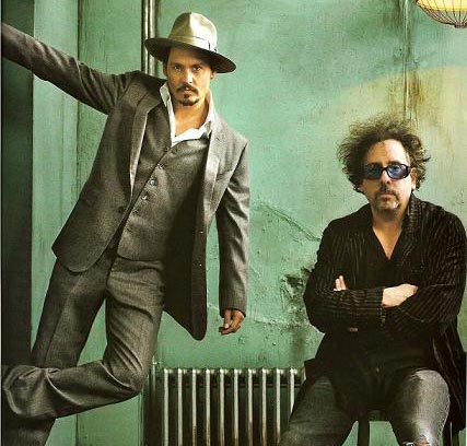 Tim Burton'ın Johnny Depp Şiiri