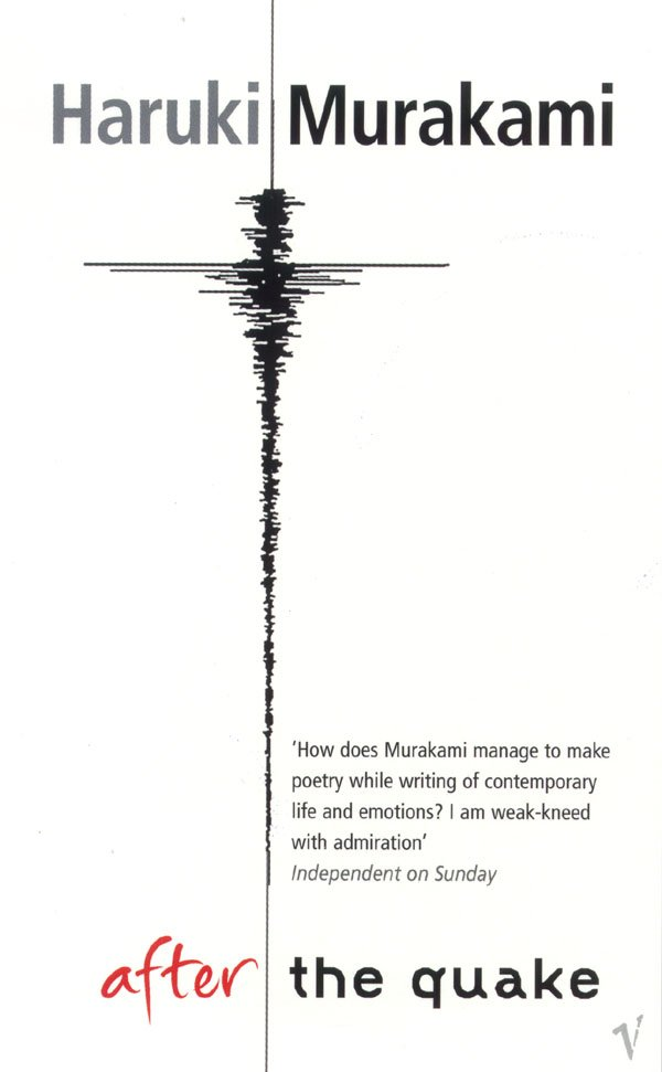 haruki murakami - after the quake