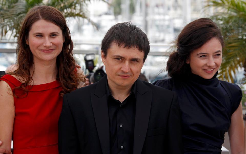 Cristian Mungiu, Cosmina Stratan, Cristina Flutur