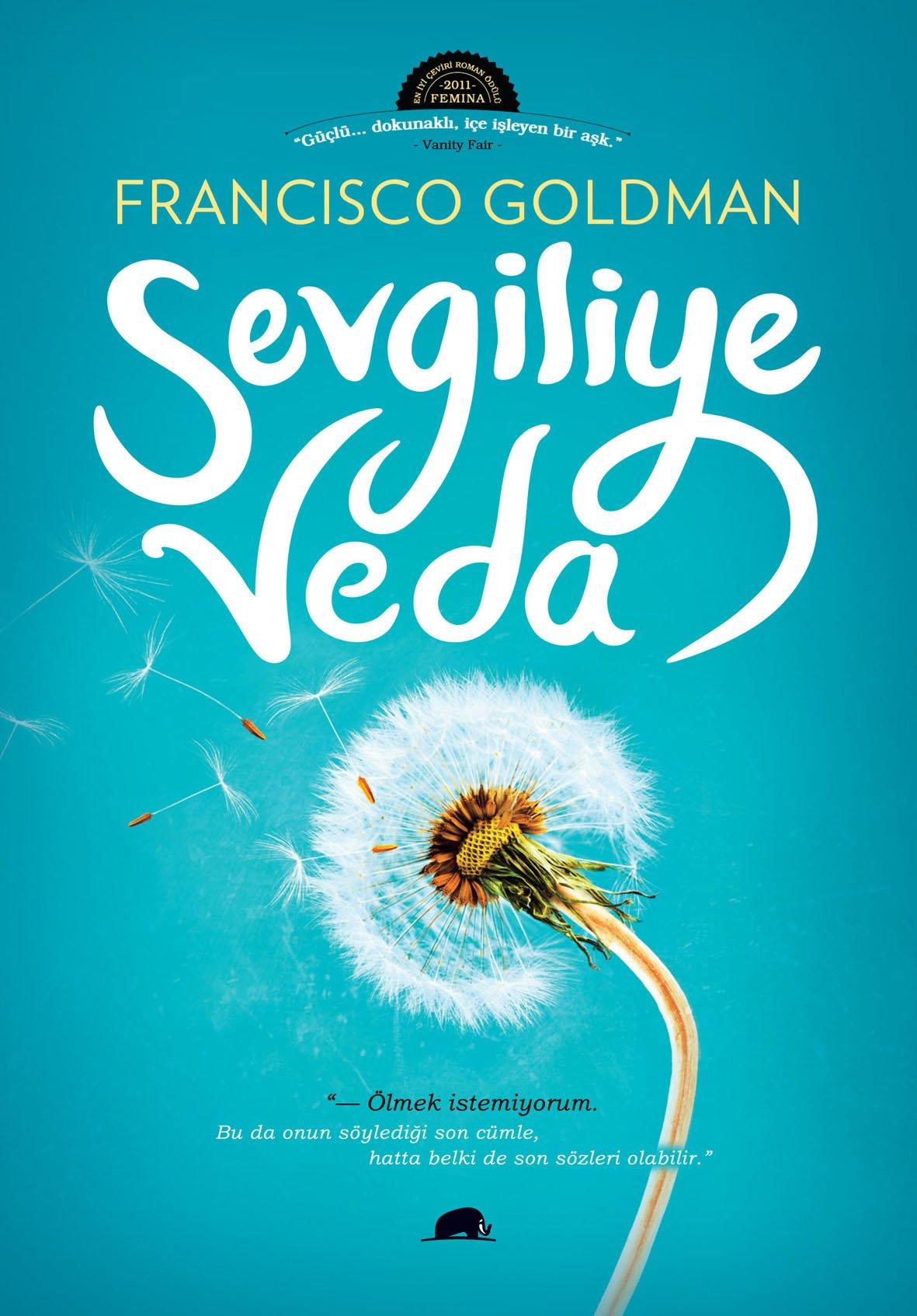 Francisco Goldman Sevgiliye Veda