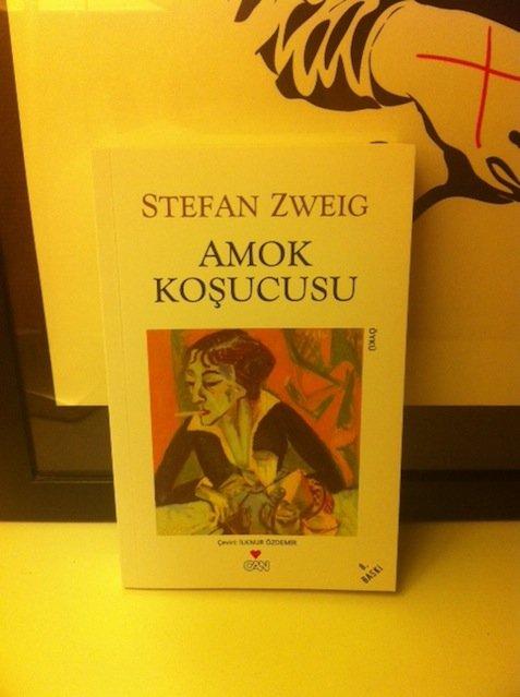 Stefan Zweig – Amok Koşucusu