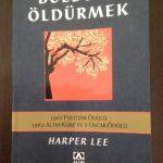Harper Lee – Bülbülü Öldürmek