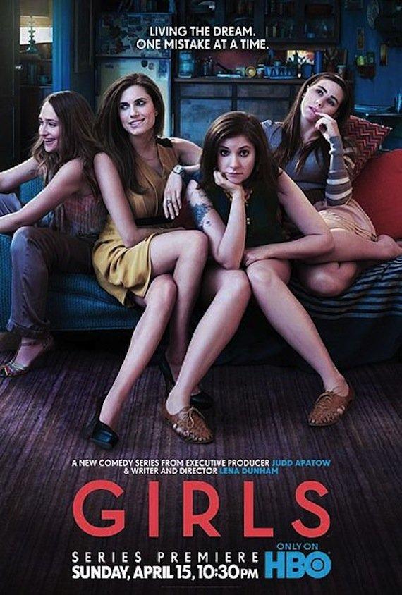 Lena Dunham Harikası Bir Dizi, Girls!