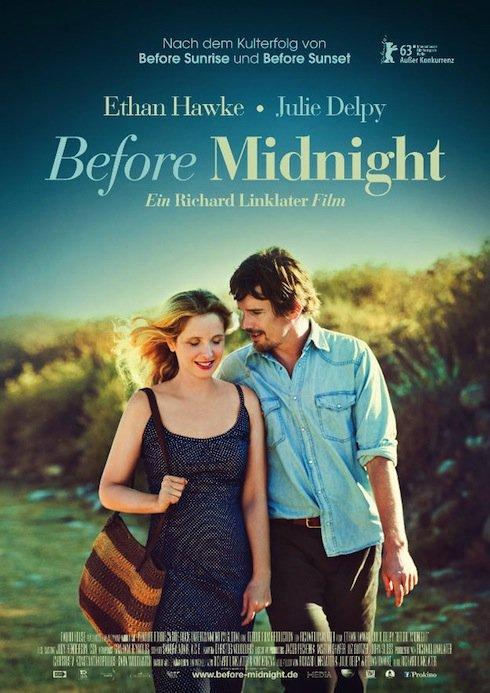 Geceyarısından Önce - Before Midnight